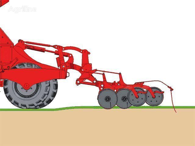 PÖTTINGER Terrasem6 combine seed drill