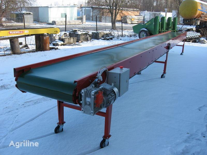 new GRIMME 9 m conveyor