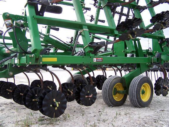 Verti Till pereoborudovanie kultivatorov ot Yetter (analog Salf cultivator