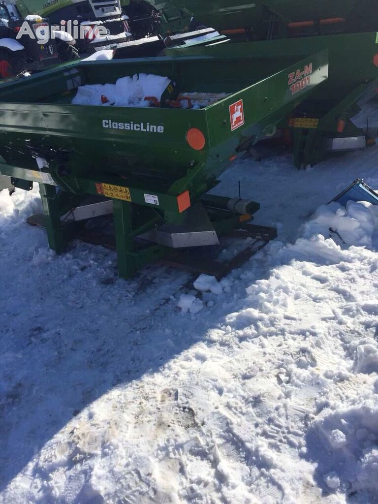 new AMAZONE  ZA-M 1001 fertiliser spreader