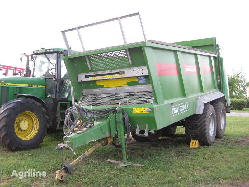 BERGMANN TSW 5210 S fertiliser spreader