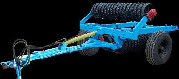 new zubchato-kolchatyy KZK-6P field roller