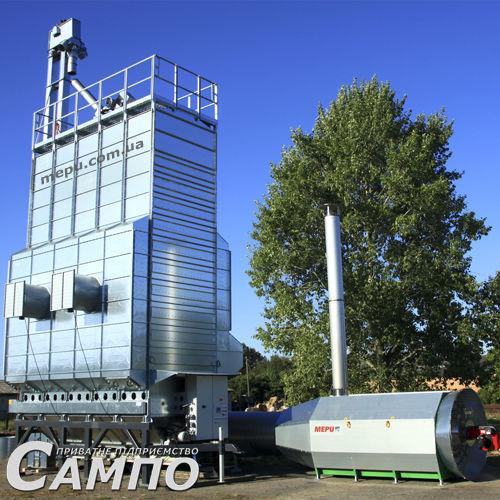 new Mepu M5-51 grain dryer