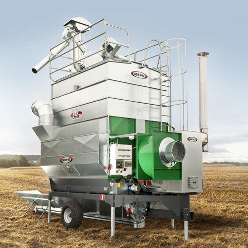 Mobilnye zernosushilki MEPU serii M grain dryer