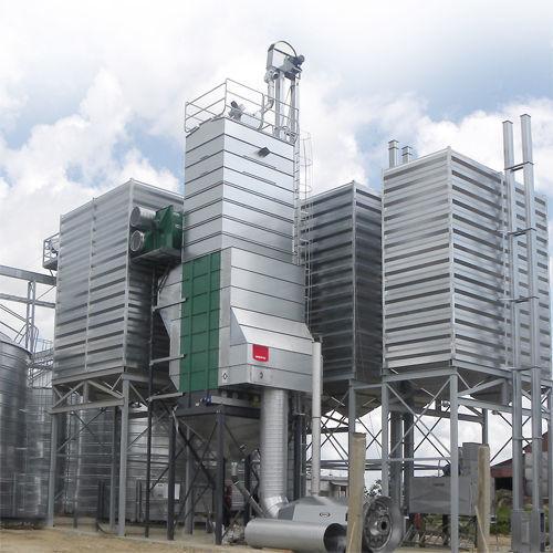 new Stacionarnye vakuumnye zernosushilki MEPU serii DCR grain dryer