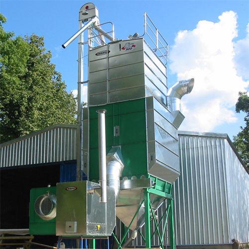 new Stacionarnye zernosushilki MEPU serii RCW-junior grain dryer