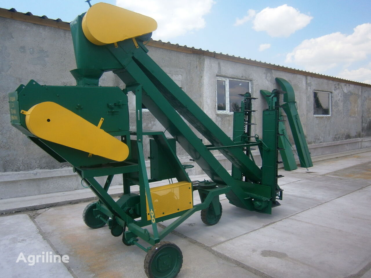 ZM-60 u grain thrower