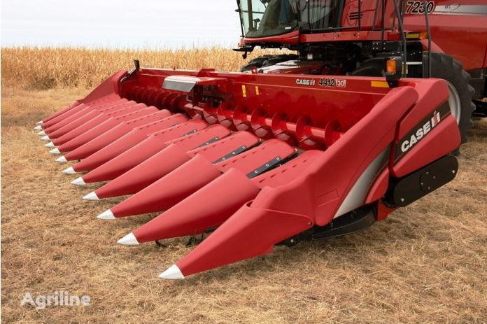 new CASE IH SERII 4408 maize header