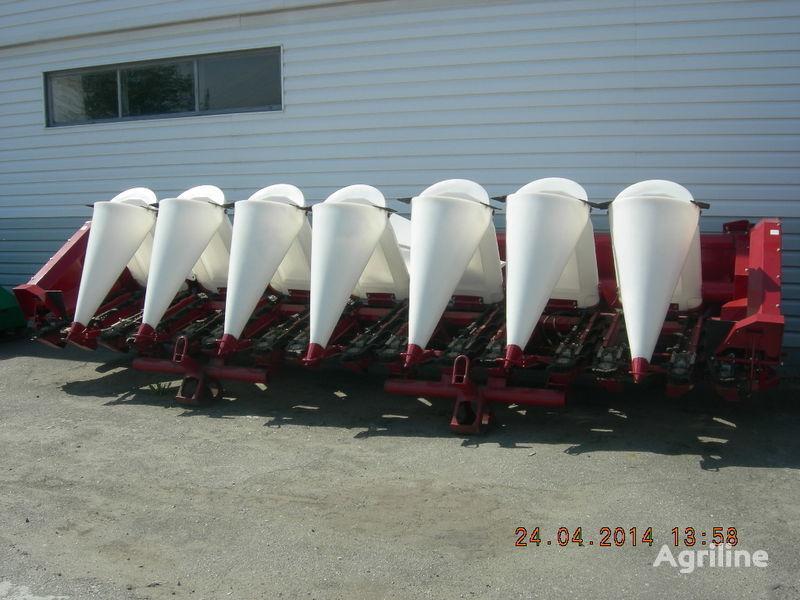 new ROSTSELMASH Argus PPK-81 maize header