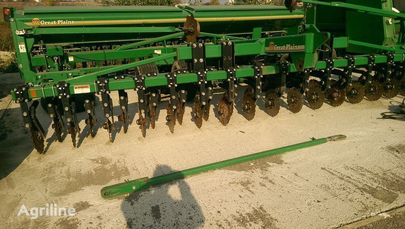 GREAT PLAINS   mechanical seed drill