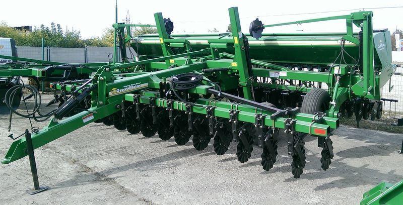 GREAT PLAINS CPH 2000,CPH 2010  mechanical seed drill