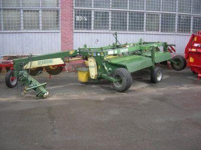 KRONE AMT 500 mower