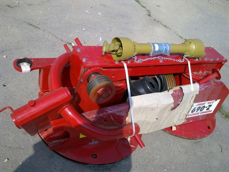 new Rotornaya kosilka Z-169, Z-069, Z-173 pr-vo Polsha mower