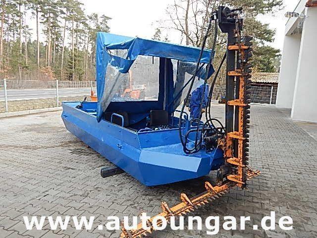 JOHN DEERE O 403 FH Mähboot Aquatic Weed Harvester T-Balken other farm equipment