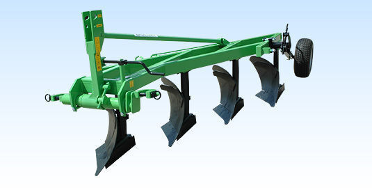 new BOMET plough