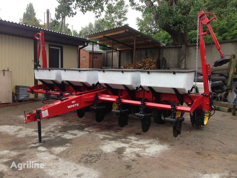 MASSEY FERGUSON WHITE 6100 pneumatic precision seed drill