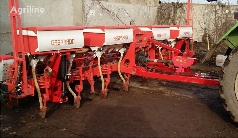 GASPARDO Pricepnoe ustroystvo pneumatic seed drill