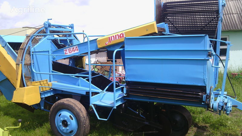 AGROMET ANNA-Z644 potato digger for parts