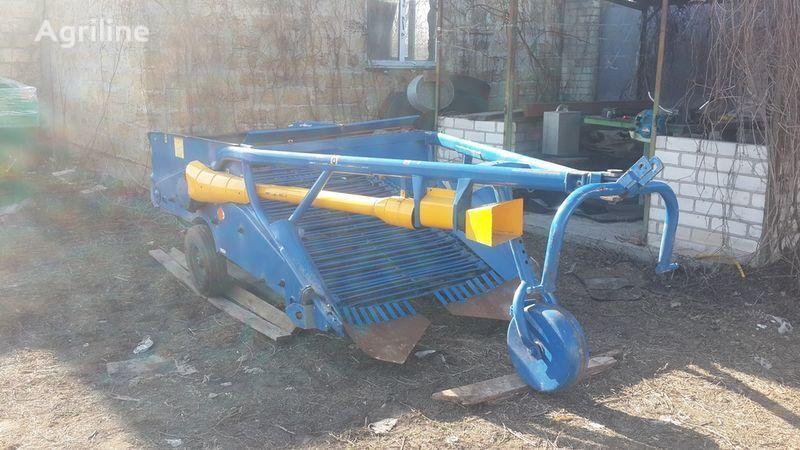 new AGROMET Z-609 potato digger