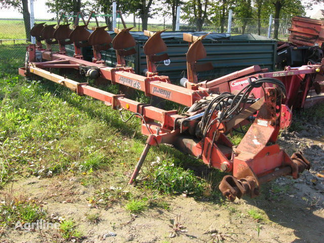 KUHN HUARD 7+1 reversible plough