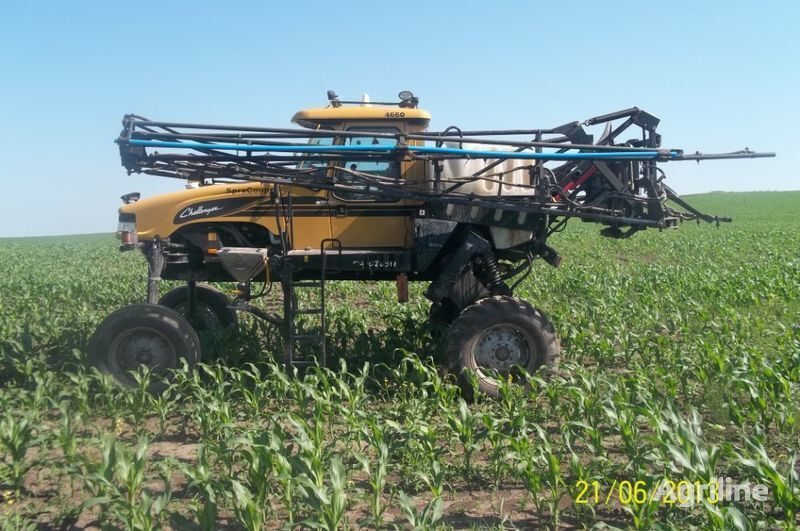CHALLENGER SPRA COUPE 4660 self-propelled sprayer
