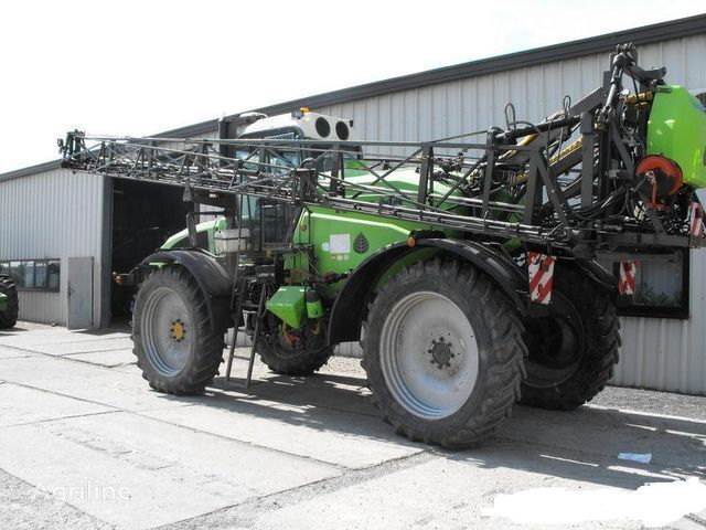 TECNOMA LASER self-propelled sprayer
