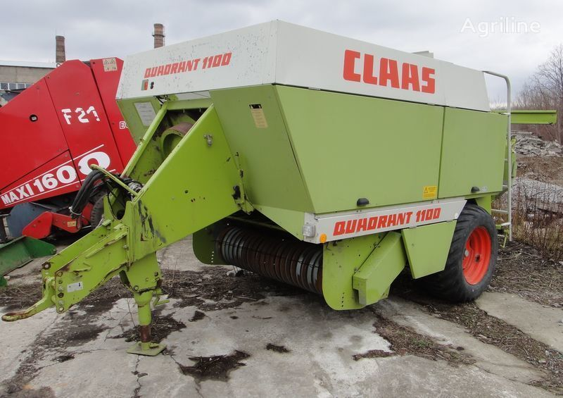 CLAAS QUADRANT 1100 square baler