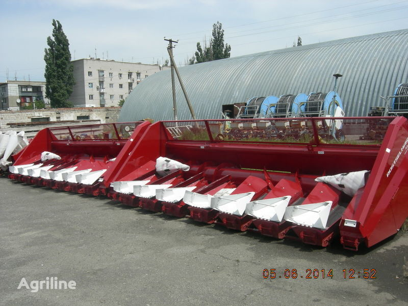 new ROSTSELMASH Falcon PSP-810 sunflower harvesting equipment