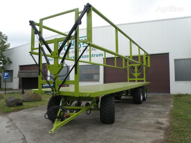 new CONOW BTW V 9 Ballen-Transportwagen tractor trailer