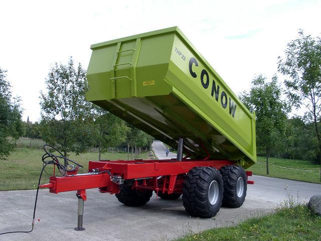 new CONOW THP 22 tractor trailer