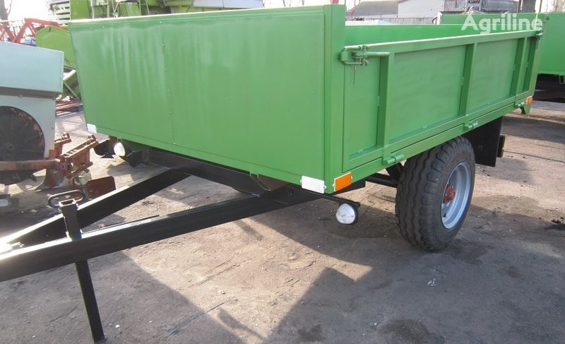 new HTZ PTS tractor trailer