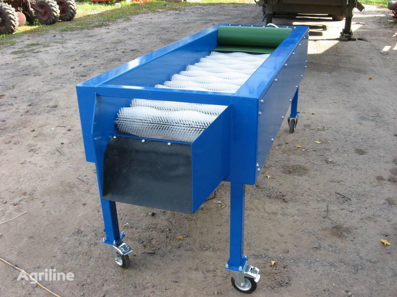 new GRIMME Suhaya chistka 14 shchetok vegetable washing machine