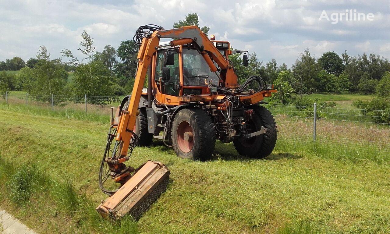 FENDT Xylon Kosiarka MULAG Schmidt Mähgeräte wheel tractor