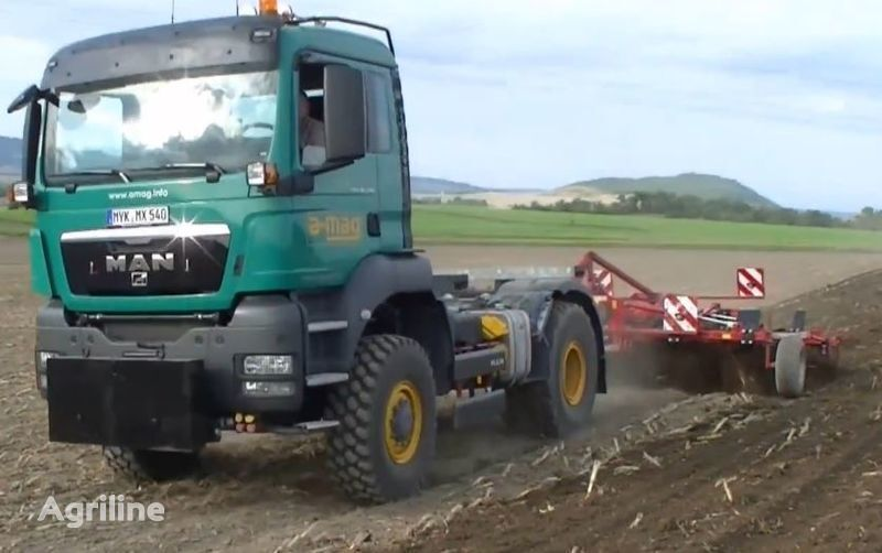 FENDT man-trac.ru wheel tractor
