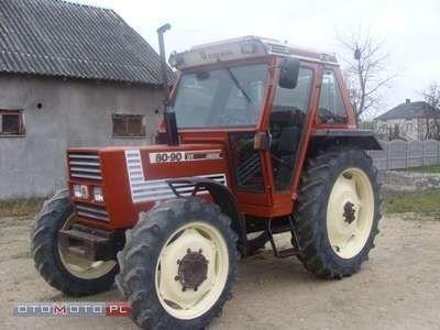 FIAT 80 90 DT wheel tractor