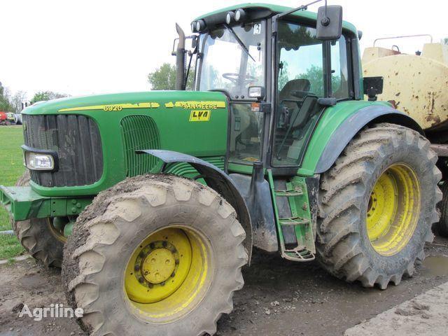 JOHN DEERE 6920 wheel tractor