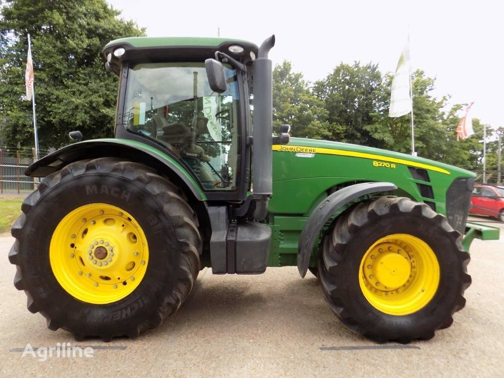Large Tractor Wheels : ПП quot Рулен john deere r