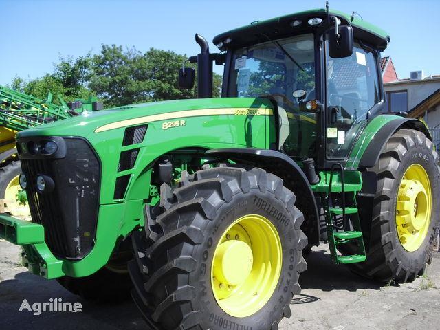 new JOHN DEERE 8295R wheel tractor