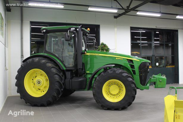 new JOHN DEERE 8310R wheel tractor