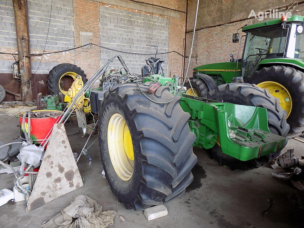 JOHN DEERE 8400 8300 po zapchastyam na razborke   wheel tractor