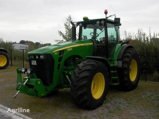 JOHN DEERE 8530 wheel tractor