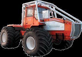 HTA-200-07 wheel tractor