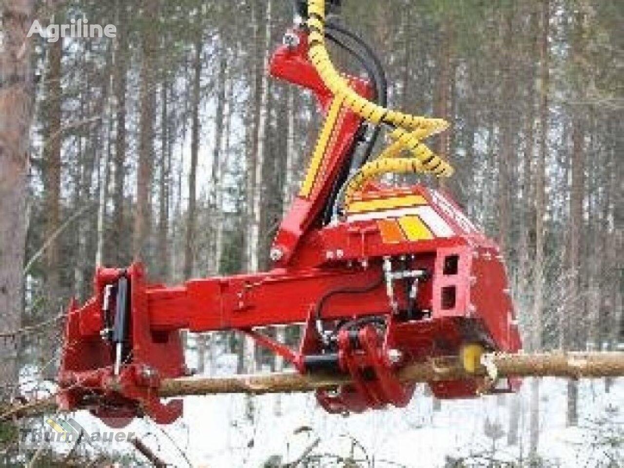 new 160 Schubharvesterkopf wood chipper
