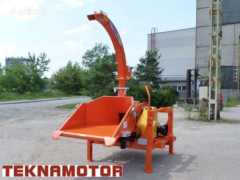 new TEKNAMOTOR Skorpion 280RB wood chipper