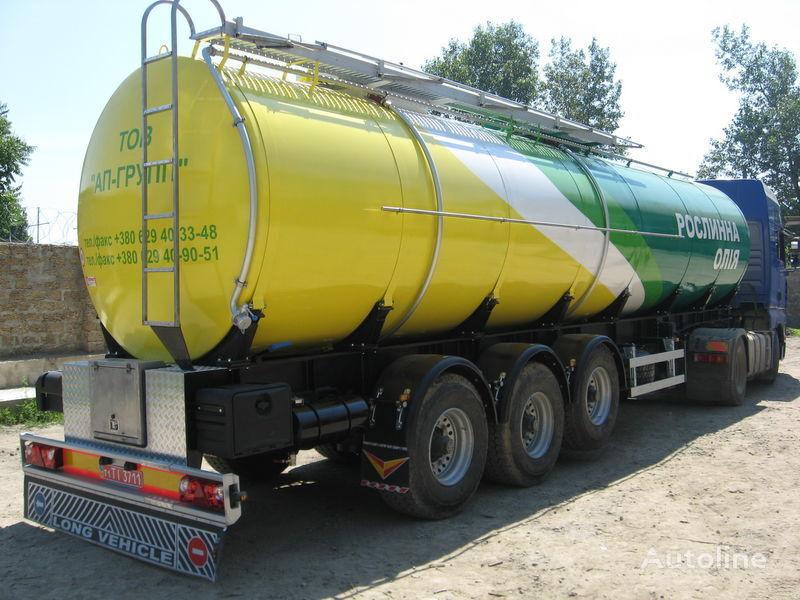 new EVERLAST Maslovoz food tank