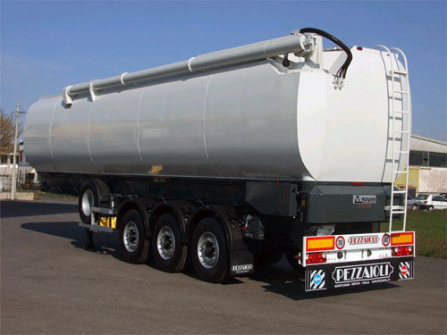 new PEZZAIOLI SCT63N kormovoz food tank