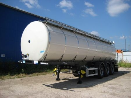 new SANTI SANTI-MENCI pishchevaya cisterna SAF Modul OFF-Road (ID-) SANTI-MENC food tank