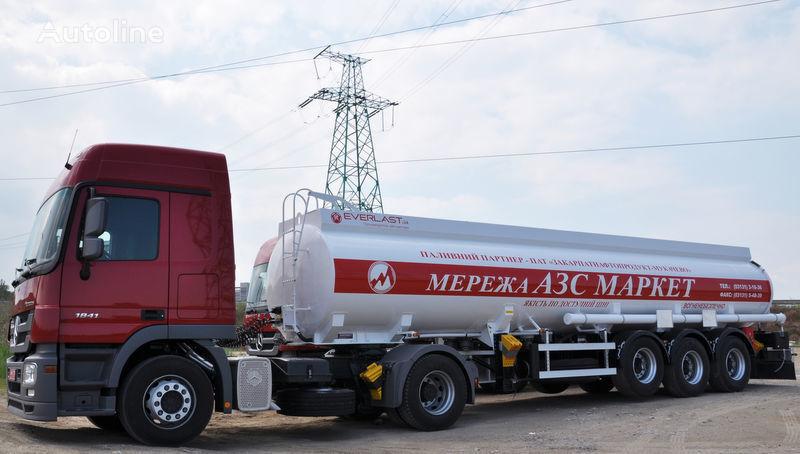 new EVERLAST PPC fuel tank trailer