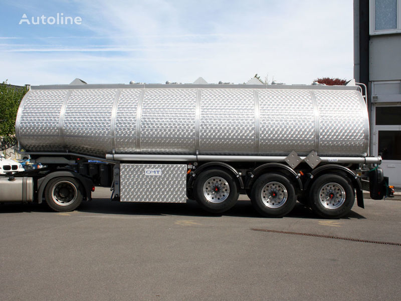 new OMT fuel/benzin/diesel 25000 - 50000 Ltr fuel tank trailer