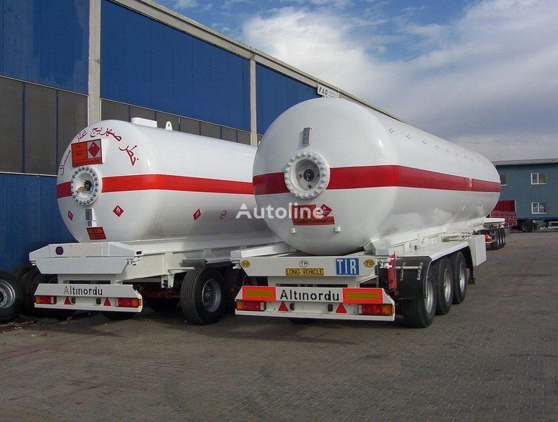 new ALTINORDU 2016 NEW  LPG GAS TANK  gas tank trailer
